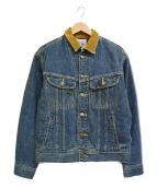 LEE(リー)の古着「デニムジャケット/STORMRIDER」|インディゴ