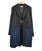 Jean-Paul Knott(ジャンポール・ノット)の古着「ロングコート」|グレー