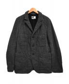 ()の古着「リップストップベットフォードジャケット」|グレー
