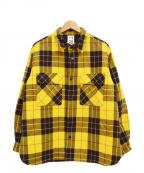 Traditional Weatherwear()の古着「OVERSIZED TREVOR ジャケット」 イエロー