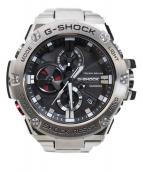 CASIO(カシオ)の古着「G-STEEL ソーラー腕時計」