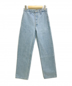 DRESSTERIOR(ドレステリア)の古着「130Z SELVAGE DENIM/デニムパンツ」|インディゴ