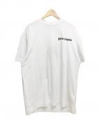 Palm Angels(パームエンジェルス)の古着「NEW BASIC TEE/Tシャツ」|ホワイト