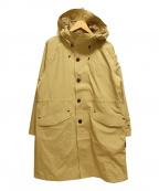 EKAL(エカル)の古着「Field Coat/コート」 ベージュ