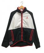 JORDAN(ジョーダン)の古着「レガシー AJ11 PLRフリースフルジップジャケット」|ホワイト