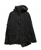 BURLAP OUTFITTER(バーラップアウトフィッター)の古着「PLIMALOFT JKT プリマロフト ジャケット」|ブラック