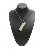 AMBUSH(アンブッシュ)の古着「LIGHTER CASE NECKLACE ネックレス」 シルバー