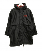 NIKE()の古着「[OLD]90's裏起毛ジャケット」|ブラック