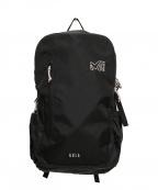 MILLET(ミレー)の古着「Backpack Kula 20 バックパック」 ブラック