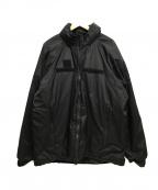 ECWCS(エクワックス)の古着「LEVEL7ジャケット」 ブラック