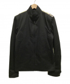 agnes b homme(アニエスベーオム)の古着「バックスカルプリントスイングトップ」 ブラック