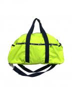 LeSportsac(レスポートサック)の古着「3WAYバッグ」|イエロー