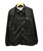 UNDERCOVER(アンダーカバー)の古着「ロゴコーチジャケット」|ブラック