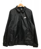 ()の古着「NIKE JDI WOVEN JACKET/コーチジャケット」|ブラック