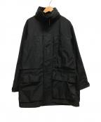 allegri(アレグリ)の古着「撥水ミリタリージャケット」|ブラック