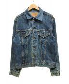()の古着「4thヴィンテージデニムジャケット」|インディゴ