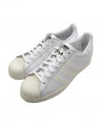 adidas Originals(アディダスオリジナル)の古着「SUPER STAR/スニーカー」 ホワイト