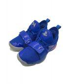 ()の古着「PG 2.5 PLAYSTATION スニーカー 」 ブルー