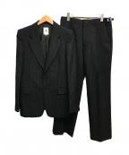 MANDO(マンドー)の古着「セットアップスーツ」|ブラック