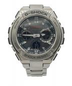 ()の古着「電波ソーラー 腕時計 G-STEEL」