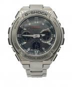 CASIO()の古着「電波ソーラー 腕時計 G-STEEL」