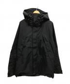 MOUNTAIN HARD WEAR(マウンテンハードウェア)の古着「パラダイムジャケット/ナイロンジャケット」 ブラック