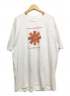 ()の古着「90's RED HOT CHILI PEPPERTシャツ 」 ホワイト