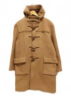 GLOVER ALL(グローバーオール)の古着「ロングダッフルコート」|ベージュ