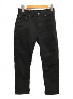 ()の古着「Bla Konst/スキニーデニムパンツ」 ブラック