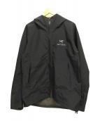 ()の古着「ZETA SL JAKET GORE-TEX」 ブラック
