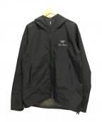 ARC'TERYX(アークテリクス)の古着「ZETA SL JAKET GORE-TEX」|ブラック