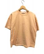 ()の古着「18SS STELLIEロゴTシャツ」|オレンジ