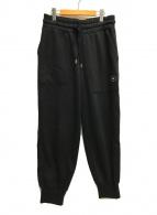 ()の古着「スウェットパンツ ロゴ コラボ」|ブラック