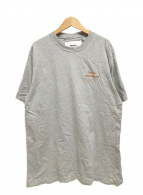 ()の古着「コラボプリントTシャツ」|グレー