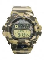 ()の古着「腕時計 カモ柄」