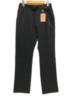 GRAMICCI(グラミチ)の古着「4WAY ニューナローパンツ」|ブラック
