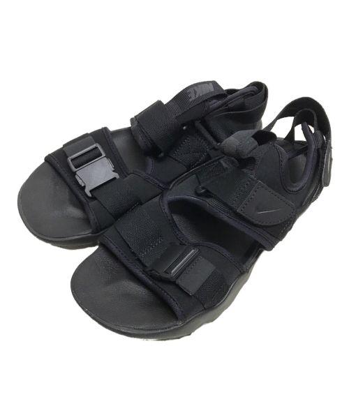 NIKE(ナイキ)NIKE (ナイキ) CANYON SANDAL/サンダル ブラック サイズ:25.0cmの古着・服飾アイテム