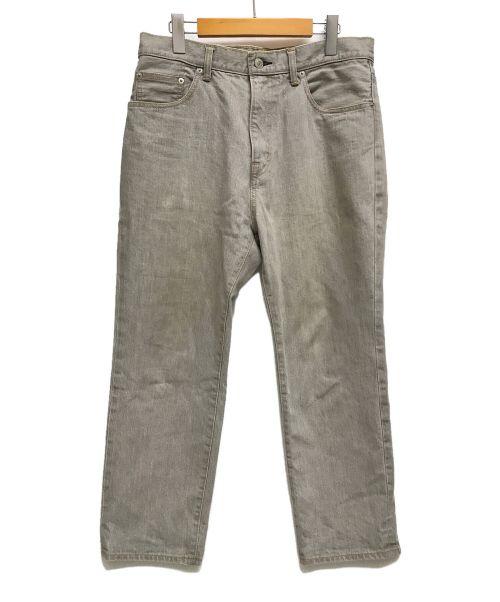 NEON SIGN(ネオンサイン)NEON SIGN (ネオンサイン) デニムパンツ グレー サイズ:46の古着・服飾アイテム