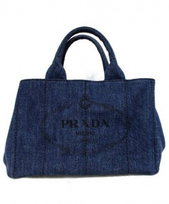 PRADA(プラダ)の古着「2WAYバッグ」|デニム