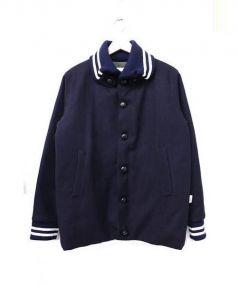 Yarmo(ヤーモ)の古着「ファラオジャケット」 ネイビー