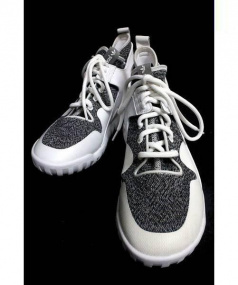 adidas originals(アディダスオリジナル)の古着「ハイカットスニーカー」 ホワイト×グレー
