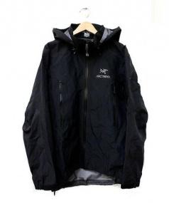 ARCTERYX(アークテリクス)の古着「Theta AR Jacket」|ブラック