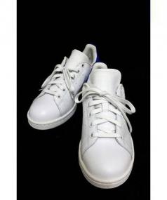 adidas originals(アディダスオリジナル)の古着「スニーカー」 ホワイト×ブルー