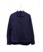 EDIFICE(エディフィス)の古着「ストレッチウールブルゾン」|ブラック