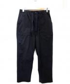 MORRIS&SONS(モリスアンドサンズ)の古着「イージーファティーグパンツ」 ブラック