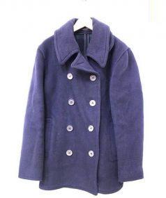 GLOVER ALL × Patti(グローバーオール × パティ)の古着「コラボPコート」|ネイビー