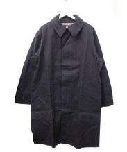 RRL(ダブルアールエル)の古着「ステンカラーコート」|オリーブ