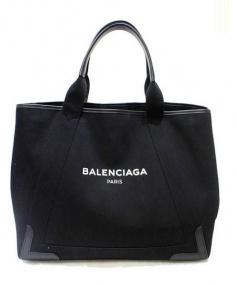 BALENCIAGA(バレンシアガ)の古着「CABAS M」 ブラック