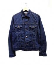 Brilla per il gusto(ブリッラ ペル イル グスト)の古着「デニムジャケット」|インディゴ