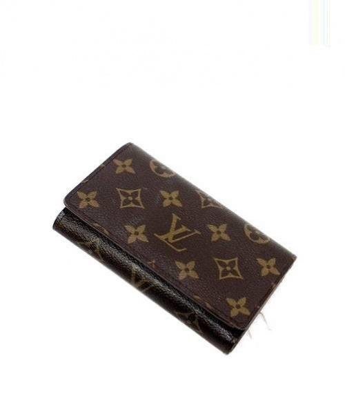 best service f54b9 29026 [中古]LOUIS VUITTON(ルイヴィトン)のレディース 服飾小物 3つ折り財布